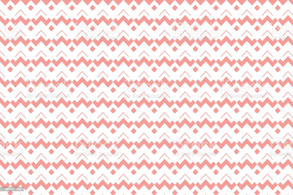 Abstract geometric shape pattern with old rose pastel colour vector art illustration