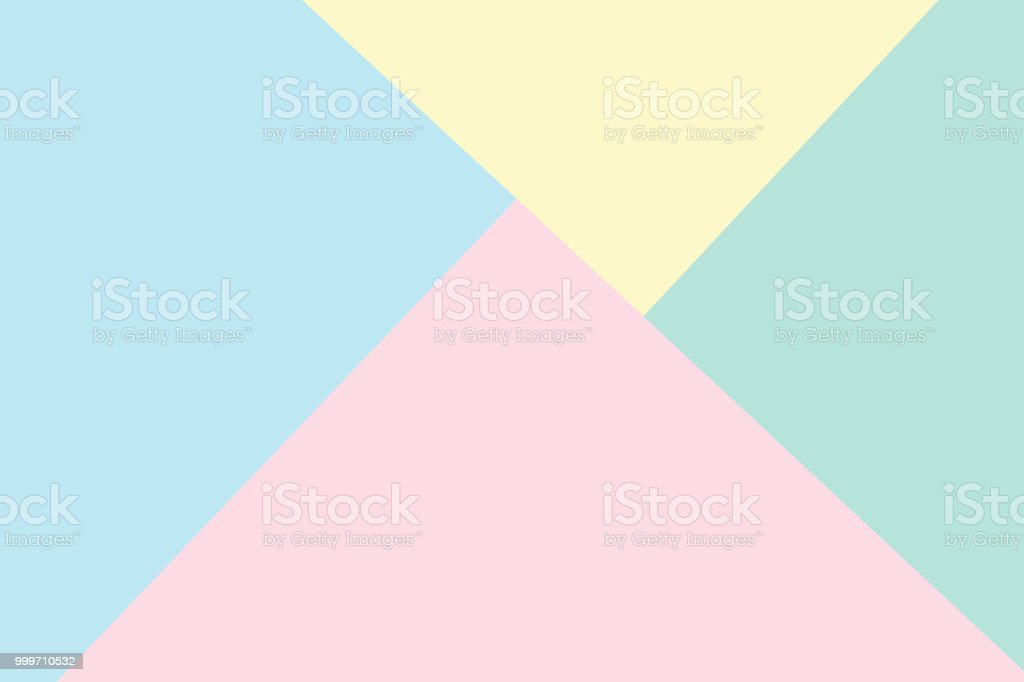 Abstract Geometric Shapes Background Material Design