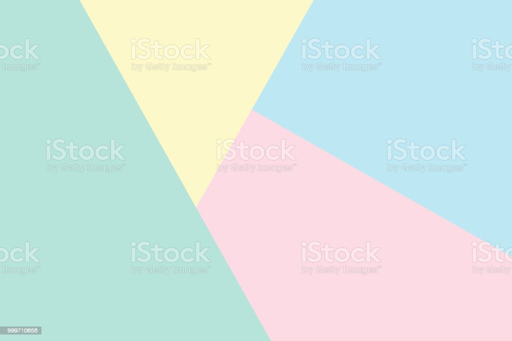 Abstract Geometric Shapes Material Design Background Or