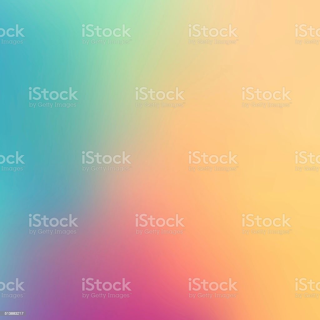 Abstract gradient background with soft color tones vector art illustration