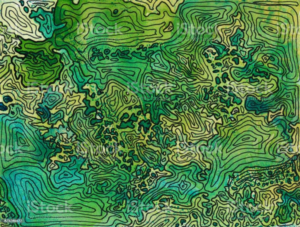 The Line Artwork : Finish line illustrations on behance