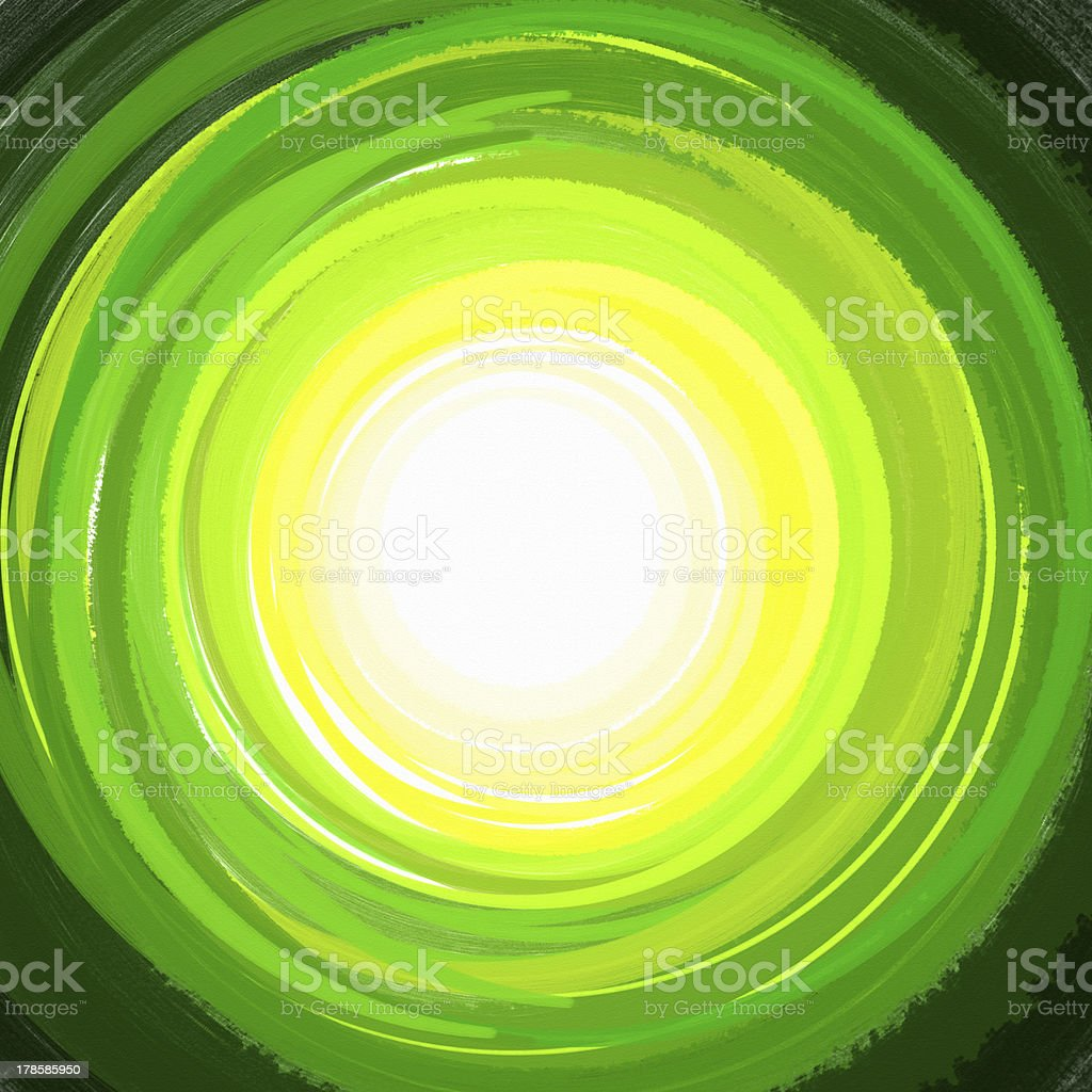 Abstract Green paint Background royalty-free abstract green paint background stock vector art & more images of abstract