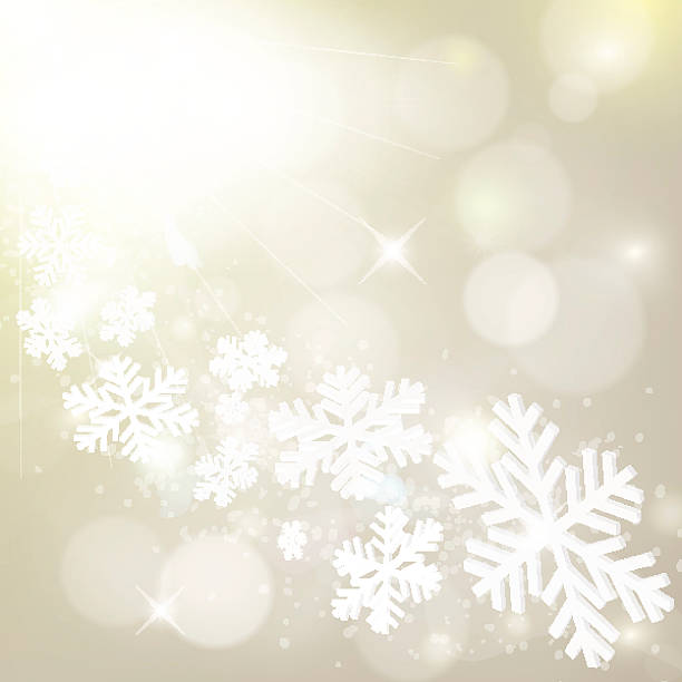 """Abstract grey winter background """"Abstract grey winter background with snowflakes and stars. Vector eps10 illustration with transparency effects: Blending modes, Opacity masks"""" color intensity stock illustrations"""