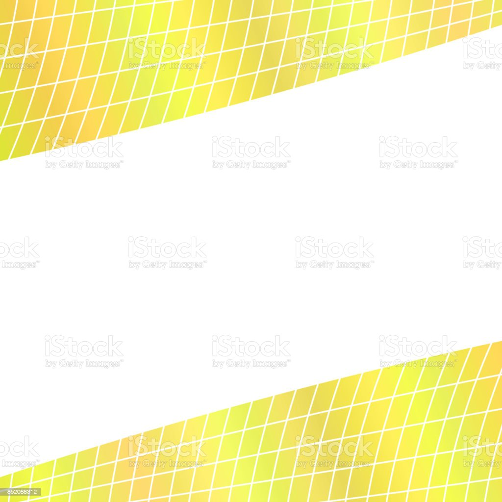 Abstract Grid Background Illustration From Curved Angular