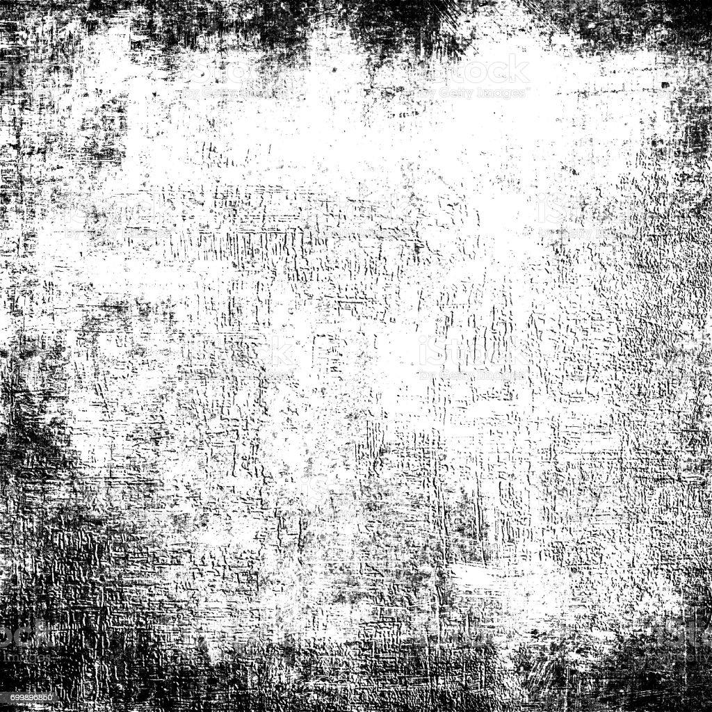Grunge Papier Peint Texture Abstrait Noir Et Blanc Cliparts