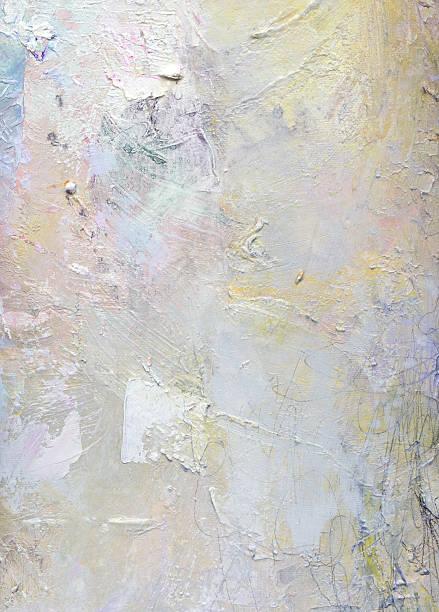 Abstrakte khaki Farben auf Leinwand – Vektorgrafik