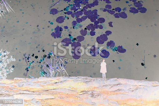 istock Abstract landscape 1323546280