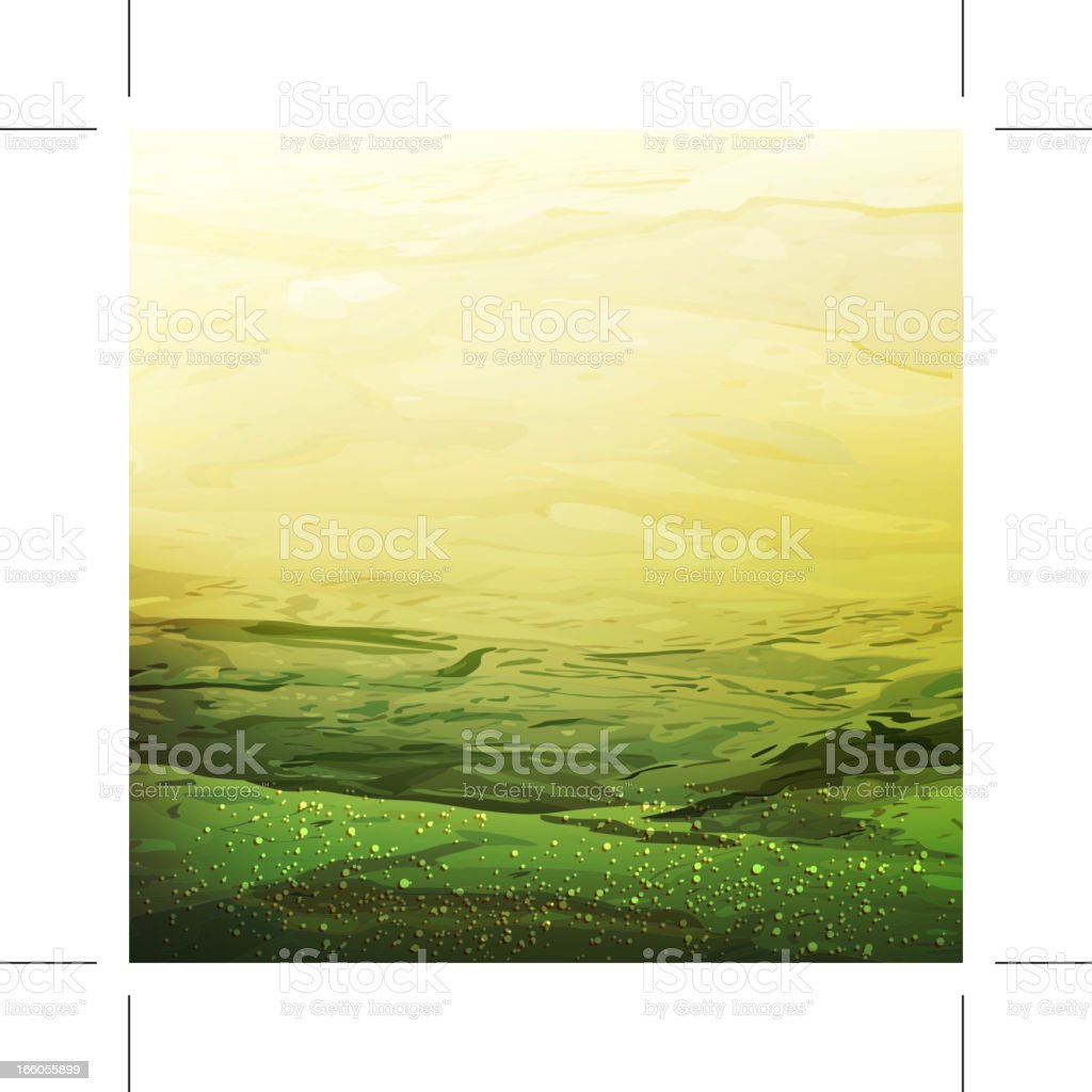 Abstract Landscape royalty-free abstract landscape stock vector art & more images of abstract