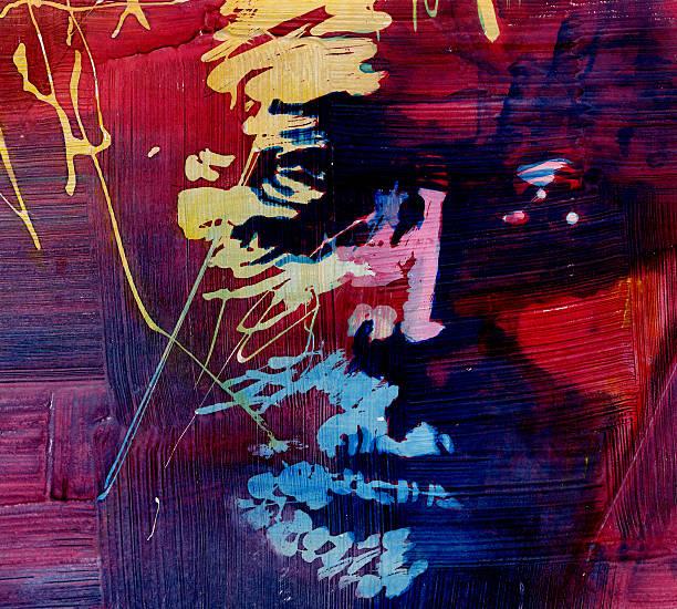 Abstrato nativos americanos - ilustração de arte em vetor