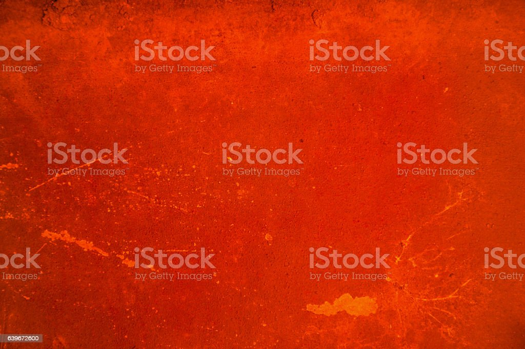 Abstract Orange Wall Background vector art illustration