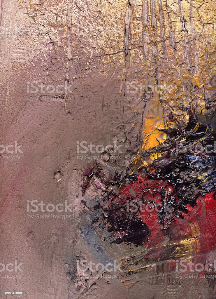 abstract painted background royalty-free abstract painted background stock vector art & more images of abstract