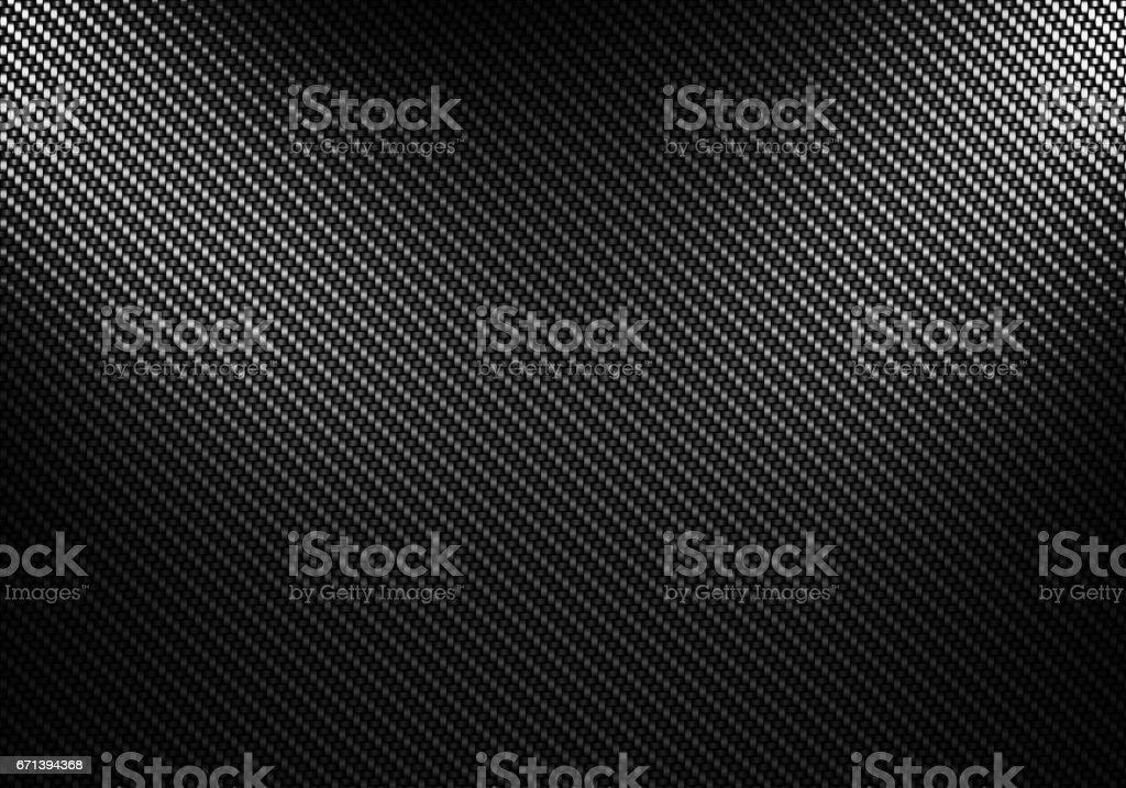 Abstrata vermelha fibra de carbono preta texturizado design de material - ilustração de arte em vetor