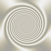 Abstract silver swirl background