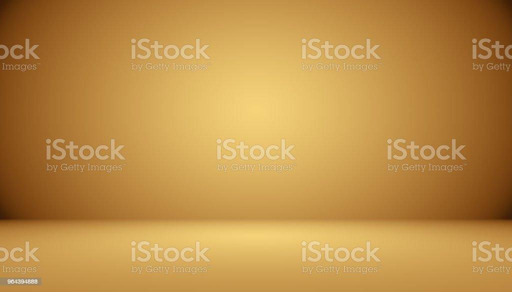 Resumo de projeto de layout de fundo de parede Lisa Brown, estúdio, quarto, modelo web, relatório de negócios com cor gradiente círculo suave - Ilustração de Branco royalty-free