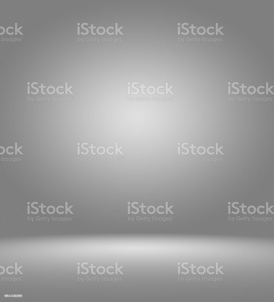 Abstract Smooth empty grey Studio well use as background,business report,digital,website template,backdrop. - Royalty-free Backgrounds stock illustration
