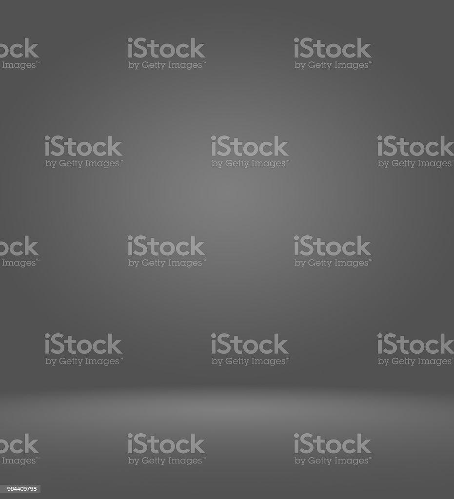 Resumo suave vazio Studio cinza bem usar como plano de fundo, relatório de negócios, digital, modelo de site, pano de fundo. - Ilustração de Branco royalty-free