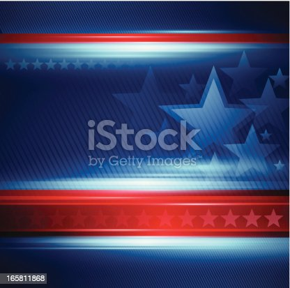 istock Abstract star background 165811868