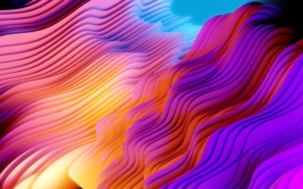 Abstrakte Textur und Form-Hintergrund – Vektorgrafik