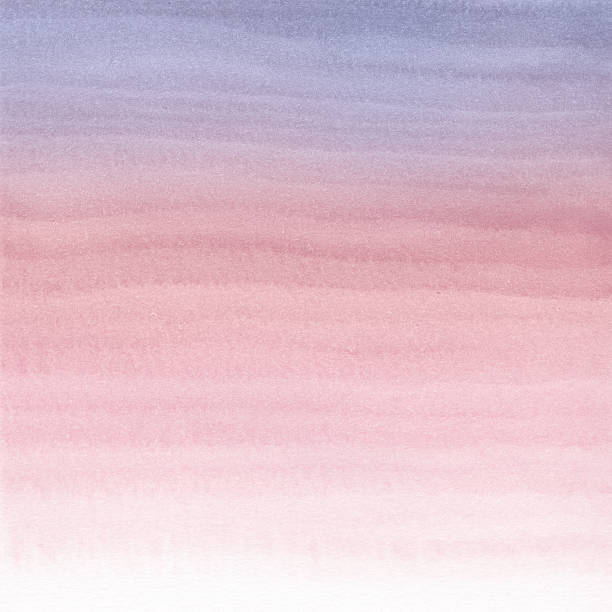 abstract watercolor hand painted background - pastel colored stock illustrations, clip art, cartoons, & icons