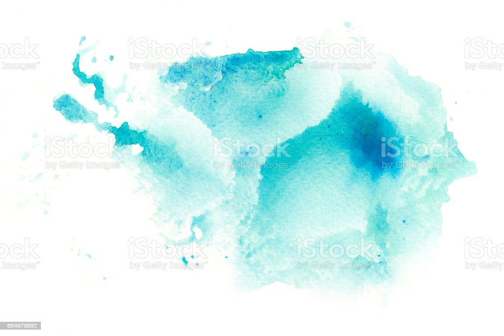abstract watercolor splash background stock vector art