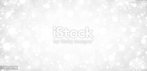 istock abstract white light blur. white light 1297153799