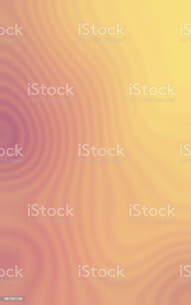 Abstrakte gelbe monochrome Loop Motion Lizenzfreies abstrakte gelbe monochrome loop motion stock vektor art und mehr bilder von abstrakt