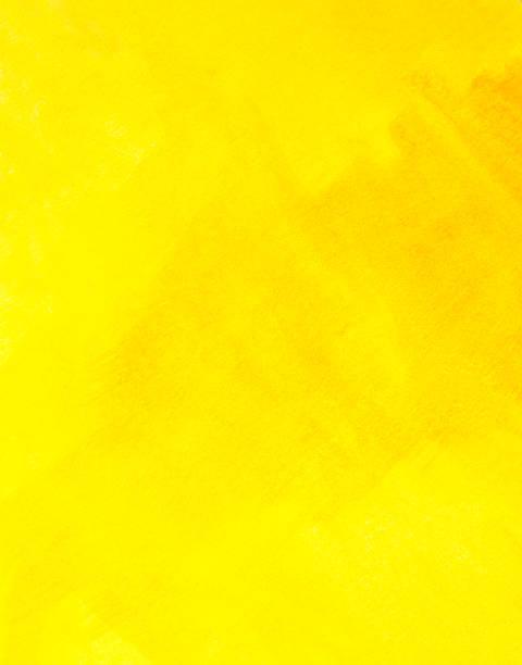 bildbanksillustrationer, clip art samt tecknat material och ikoner med abstract yellow watercolor texture background - gul bakgrund