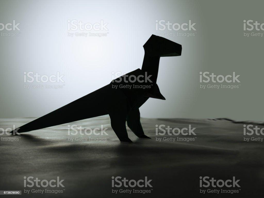 Ace age dinosaur silhouette ace age dinosaur silhouette – cliparts vectoriels et plus d'images de abstrait libre de droits