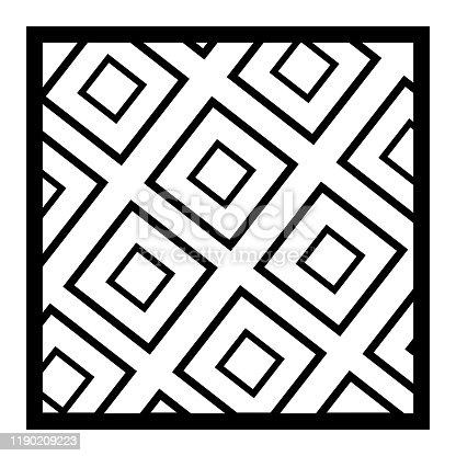 istock Adinkra ani bere symbol of seriousness 1190209223