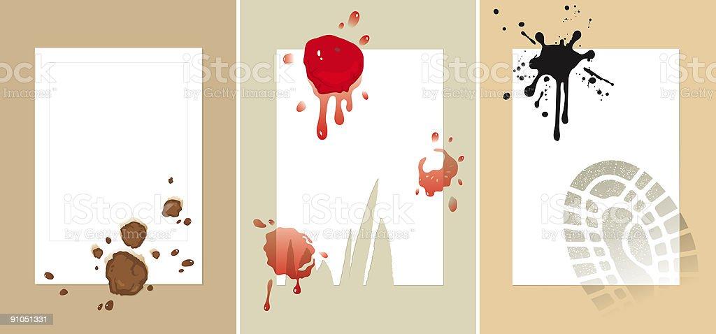 Advertisement vector art illustration