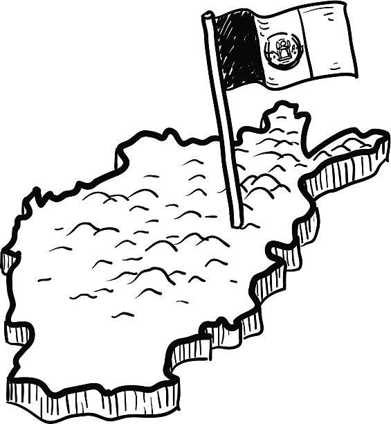 Image Result For Vietnam Flag Map
