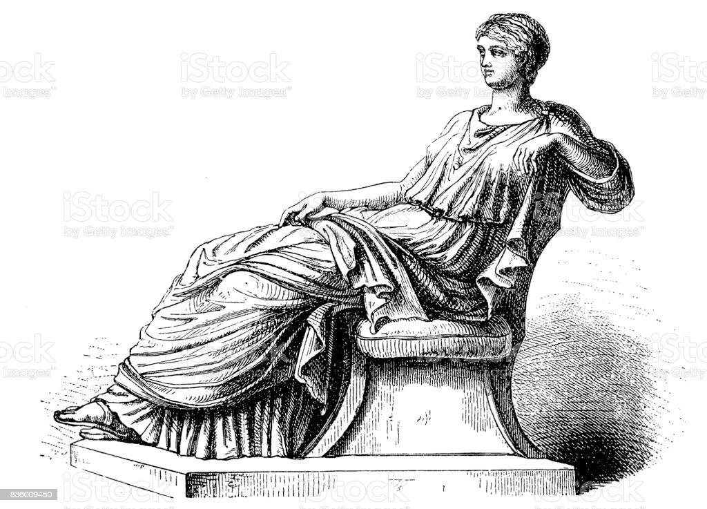 大アグリッピナ - 1世紀頃のベク...
