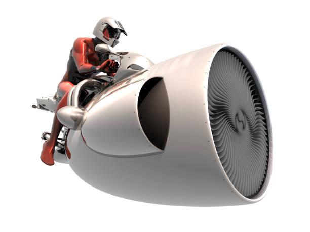 ilustrações de stock, clip art, desenhos animados e ícones de air riding vehicle - exhaust white background
