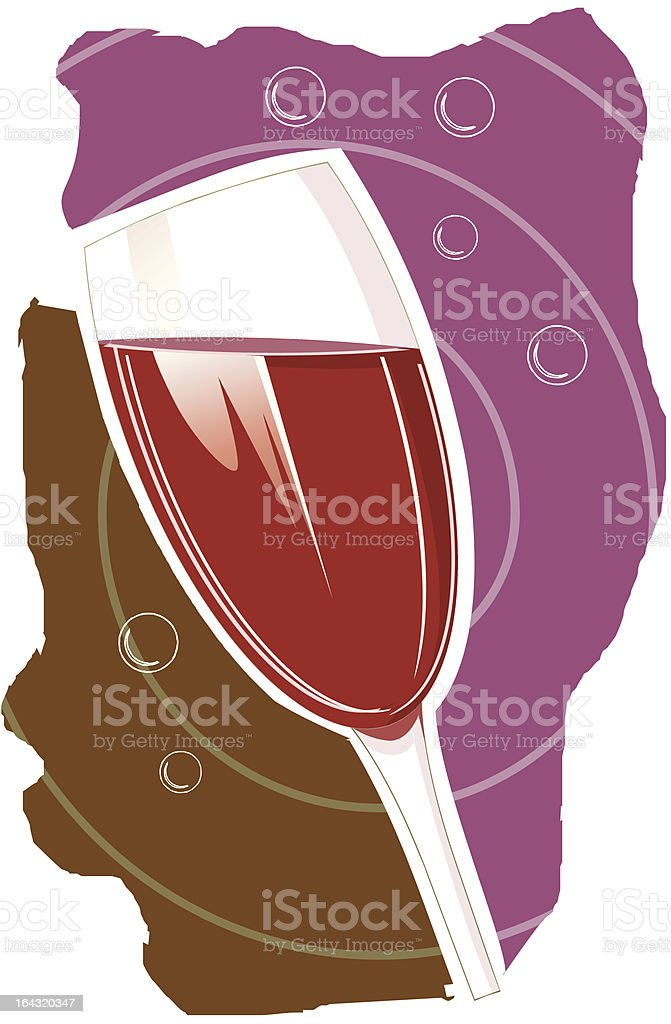 Alcohol royalty-free stock vector art