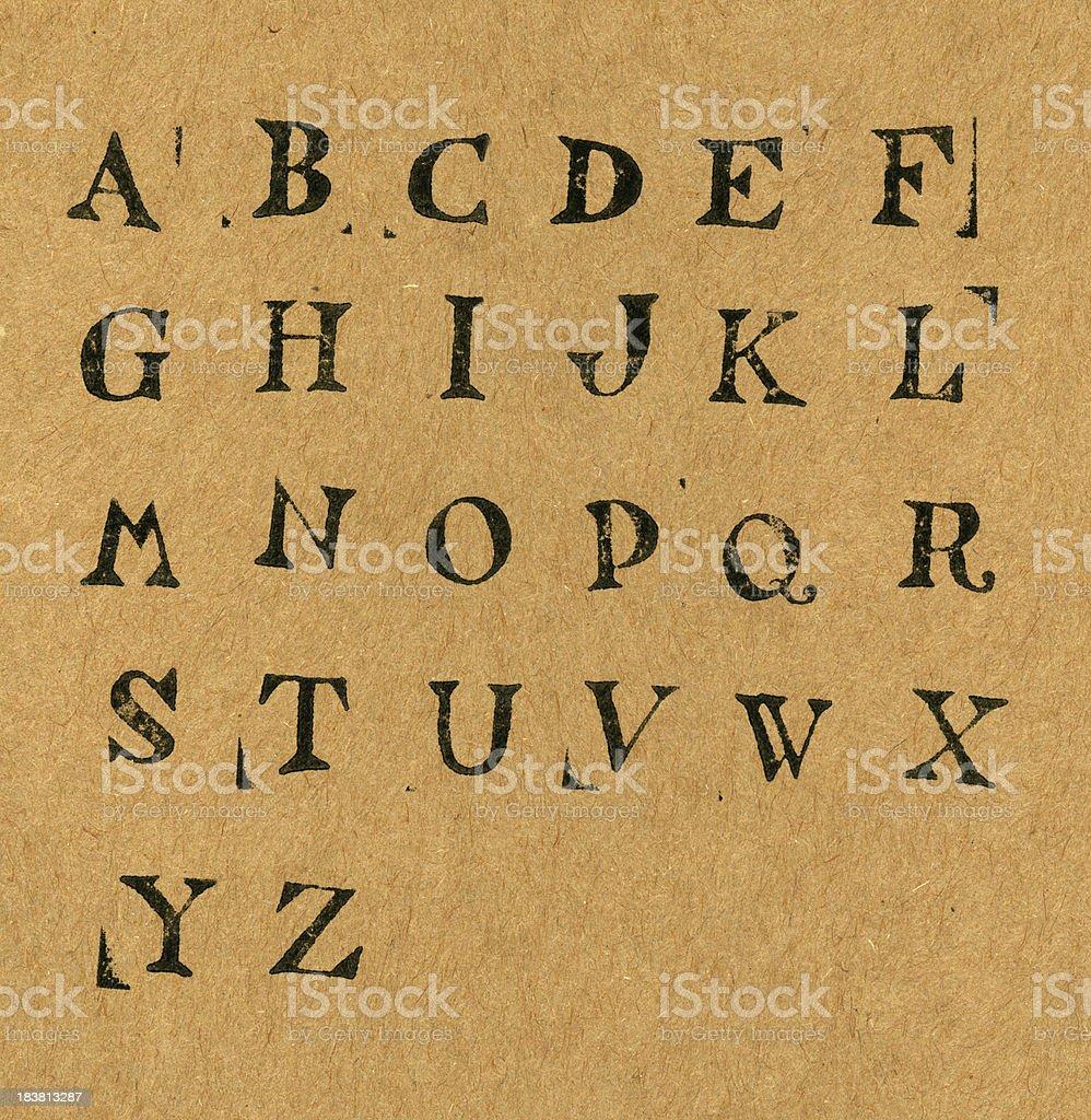 Alphabet royalty-free alphabet stock vector art & more images of alphabet