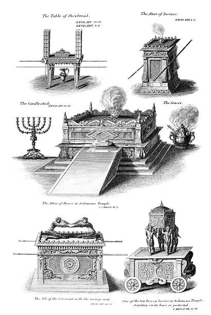 Royalty Free Jewish Temple Clip Art Vector Images Illustrations