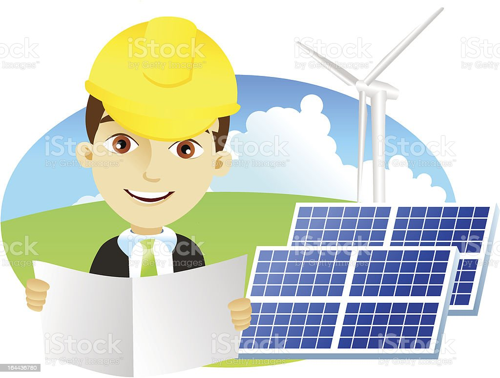 Alternative energy royalty-free alternative energy stock vector art & more images of 30-39 years