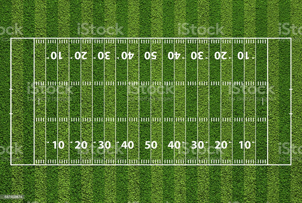 royalty free american football field clip art vector images rh istockphoto com football field clip art free soccer field clipart