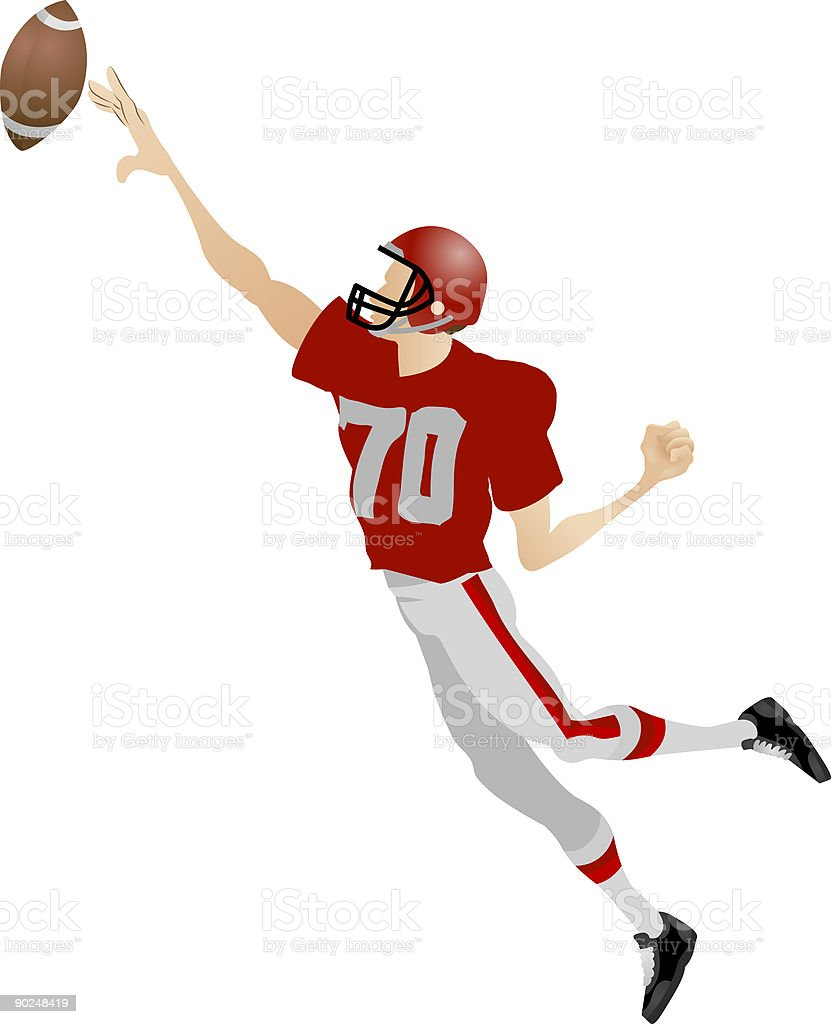 American footballer royalty-free american footballer stock vector art & more images of adult