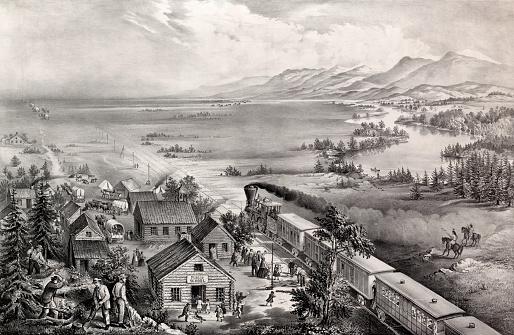 American Westward Expansion