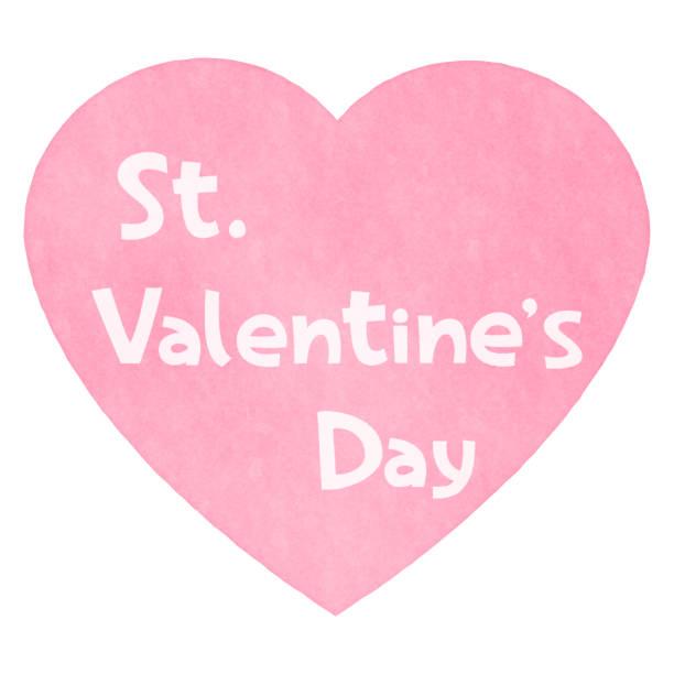 類似の心とバレンタインのロゴ ベクターアートイラスト