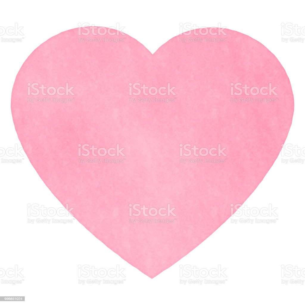 Analogous Heart vector art illustration