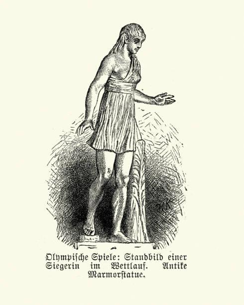 Vectores De Juegos Olimpicos Antiguos Y Illustraciones Libre De