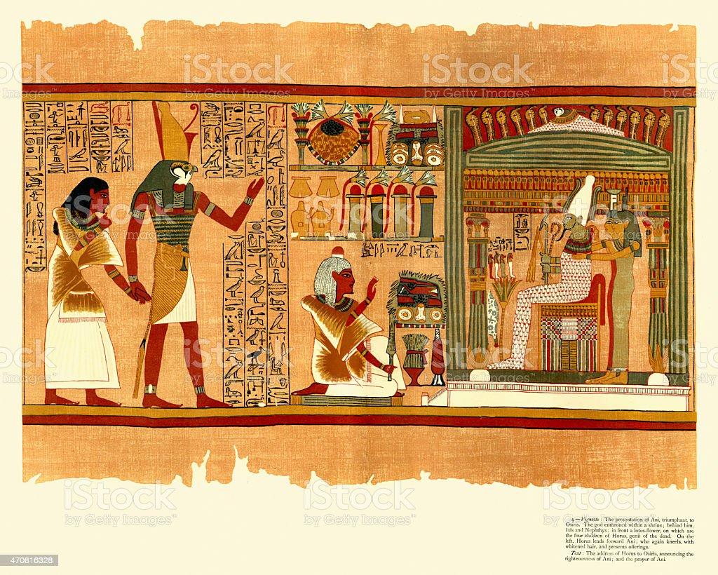 Книга мертвых древнего египта скачать
