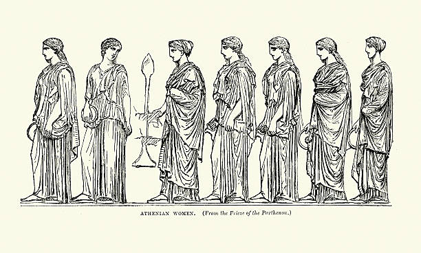 an analysis of the view of women in ancient greece The status and characteristics of ancient and modern-day women in greece evolved from the events that occurred in the history of greece.