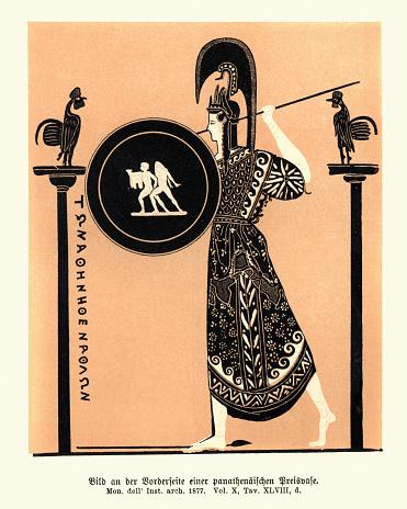 Ancient Greek Goddess Athena
