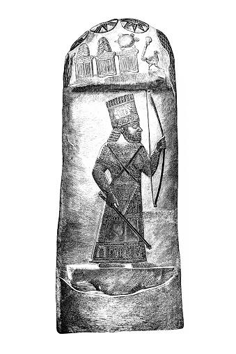 Ancient Mesopotamian religion ,Marduk was a late-generation god from ancient Mesopotamia and patron deity of the city of Babylon