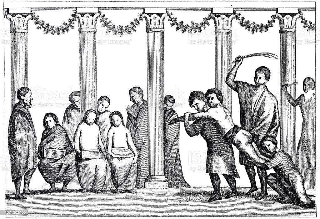 Im alten rom schule