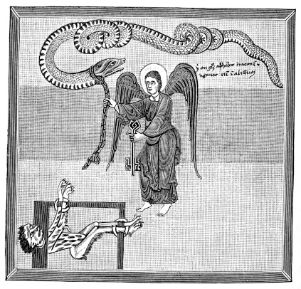 Angel and the Keys of Hell