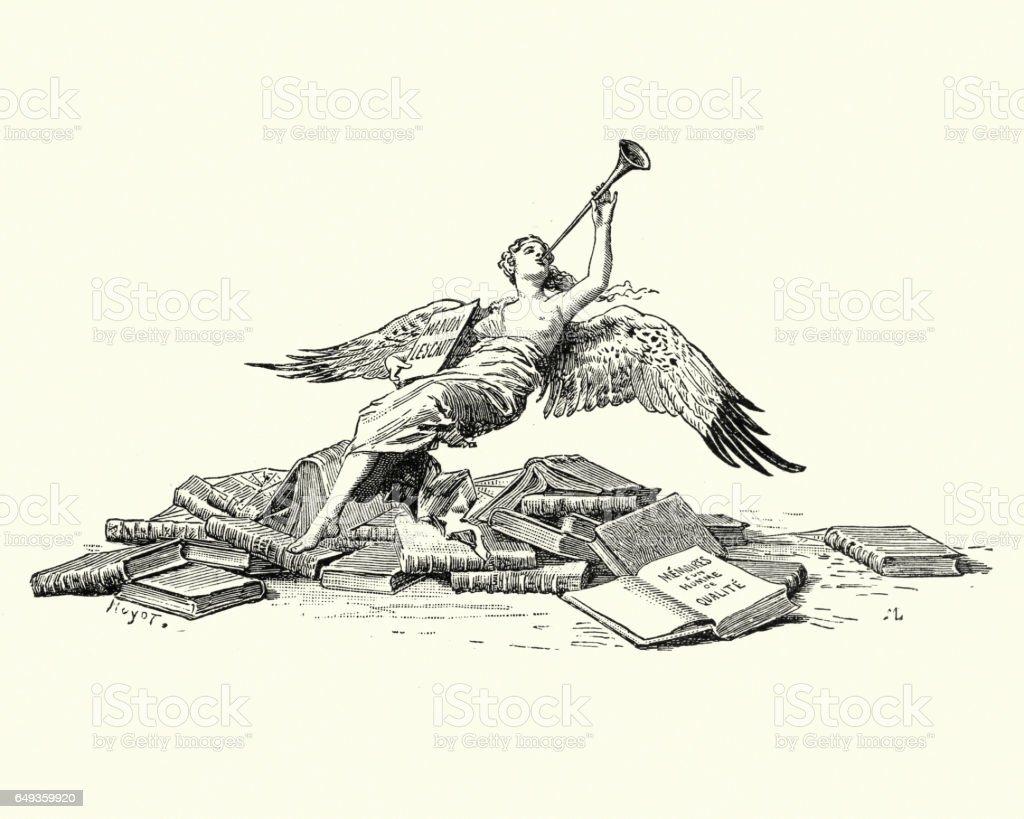Resultado de imagem para sob pilhas de livros ilustração